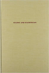 Book Cover: Statist and Statistician