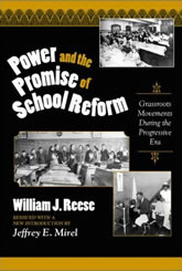 Book Cover: Power Promise School Reform