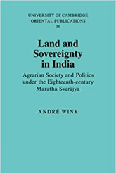Book Cover: Land and Sovereignty