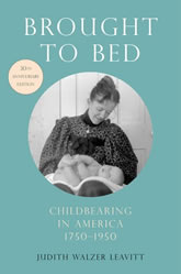 Book Cover: Brought to Bed