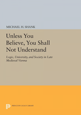 Book Cover: Unless You Believe...