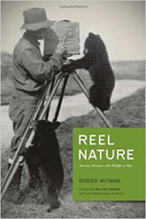 Book Cover: Reel Nature