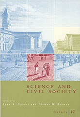 Book cover - Science and Civil Society
