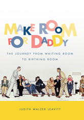 Book Cover: Make Room for Daddy
