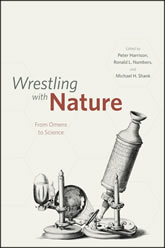 Book cover: Wresling With Nature