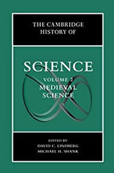Book Cover: The Cambridge History of Science