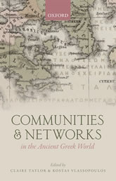 Book Cover - Communities & Networks