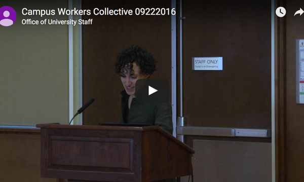 Campus Workers Collective Video Image