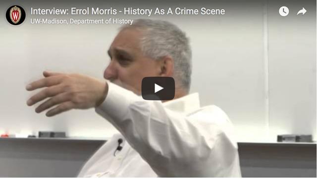 Errol Morris Video Image