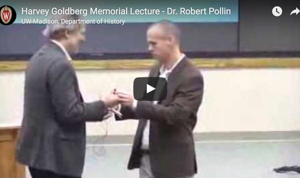 Harvey Goldberg Video Image