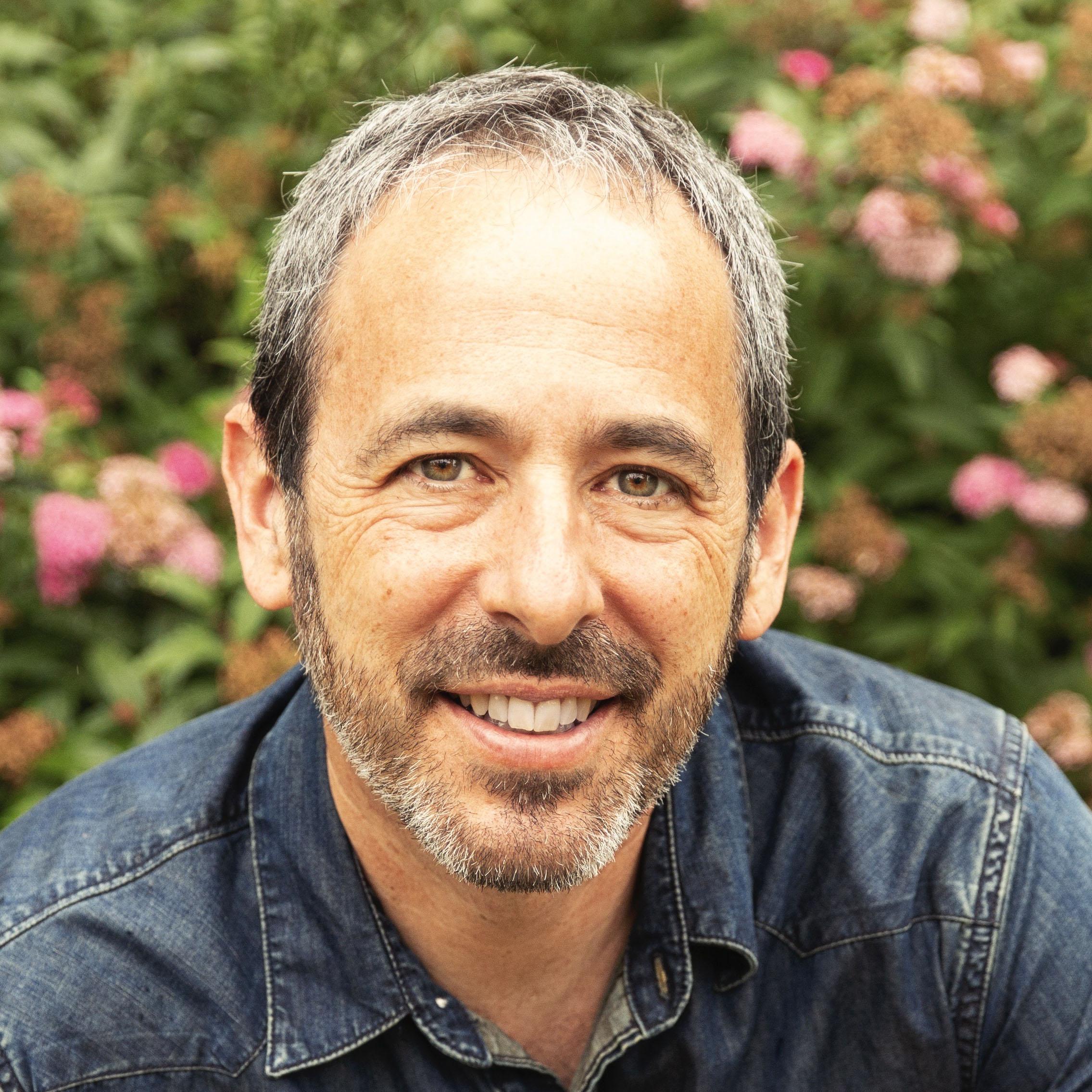 Stephen Kantrowitz headshot