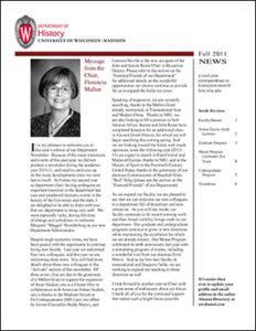 History Newsletter 2011