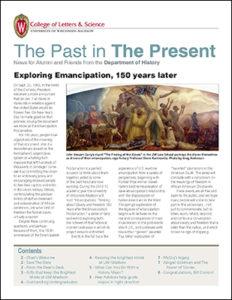 History Newsletter 2012