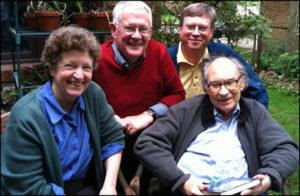 People at Meisner Book Presentation