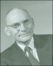 Merle Curti Portrait