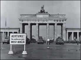 Columns in Berlin