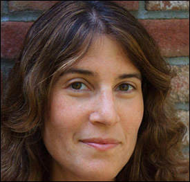 Lila Corwin Berman Headshot