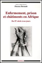 Bookcover - Enfermement, Prison et Chatiments
