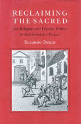Bookcover - Reclaiming the Sacred