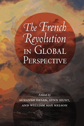 Bookcover - The French Revolution in Global Perspective