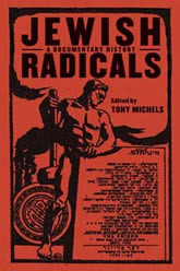 Bookcover - Jewish Radicals: A Documentary History