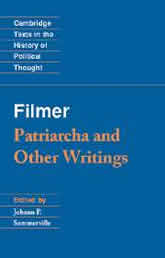 Bookcoer - Filmer: 'Patriarcha' and Other Writings