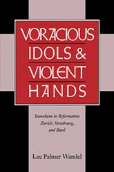 Bookcover - Voracious Idols and Violent Hands