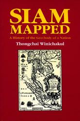 Bookcover - Siam Mapped