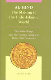 Bookcover - Al-Hind: The Making of the Indo-Islamic World
