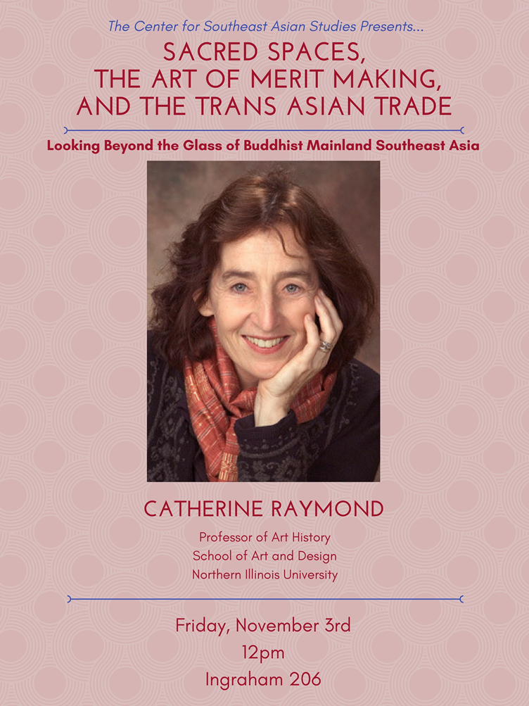 Event Poster: Stephanie Raymond