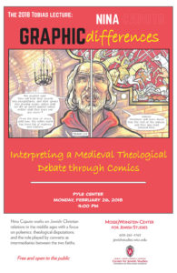 Event Poster - Tobias Lecture