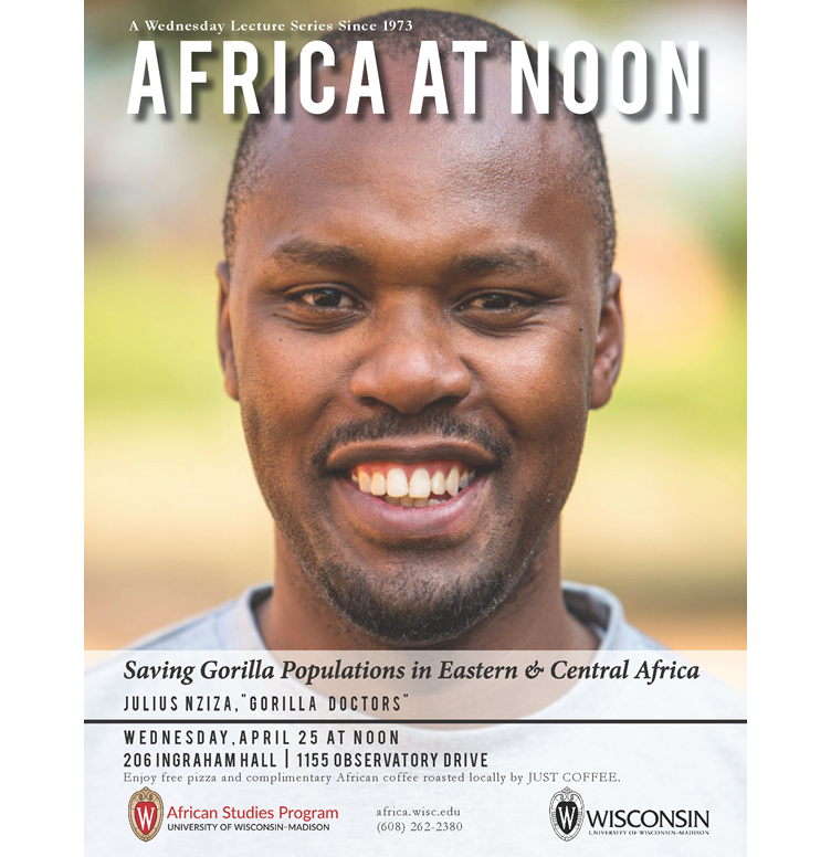 Event Poster: Africa at Noon