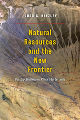 Book Cover: Natural Resources and the New Frontier
