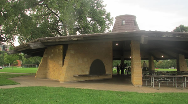Brittingham Park Shelter