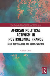 Book Cover: African Political Activism