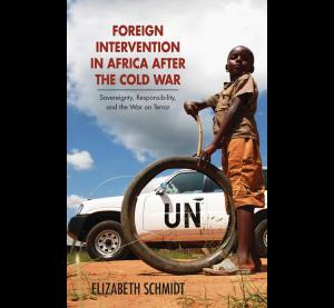 Book Cover: Elizabeth Schmidt