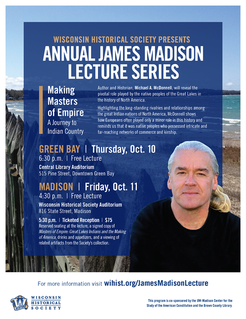 Poster: James Madison Lecture