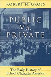 Book Cover: Public vs Private