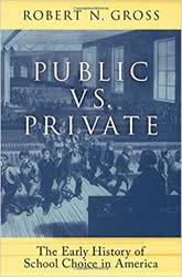 Book Cover: Public vs Private