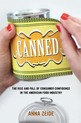 Book Cover: Canned