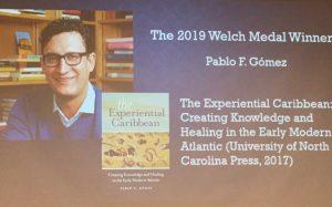 Pablo Gomex Award