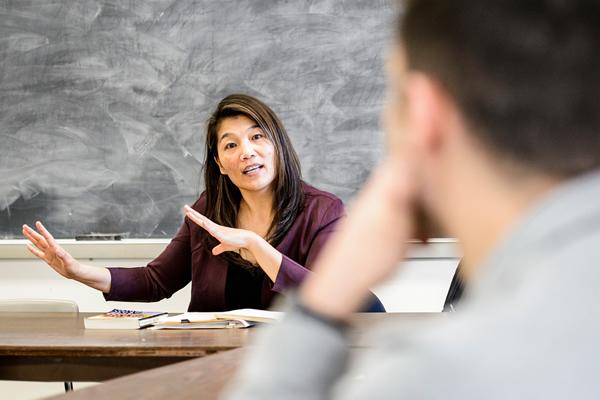 Undergraduate Courses - Cindy Cheng