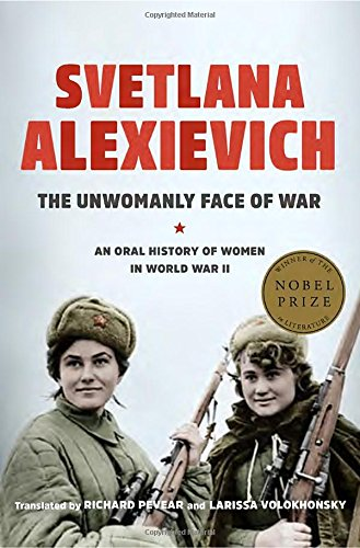 Book Cover: Unwomanly Face of War