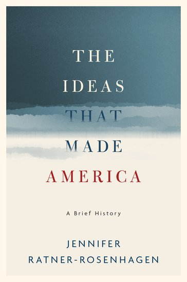 Book Cover: Ideas That Made Amaerica
