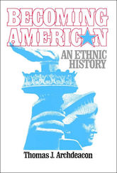 Book Cover - Archdeacon - Becoming American