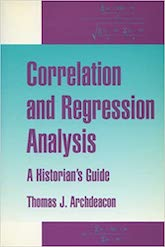 Book Cover - Correlation and Regression