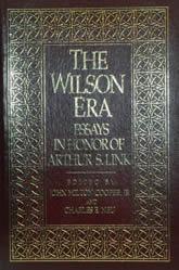 Book Cover: The Wilson Era