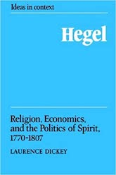 Book Cover: Hegel