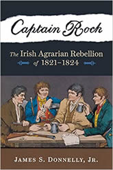 Book Cover: Irish Agraian Rebellion