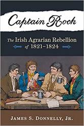 Book Cover: Irish Agraian Rebellion